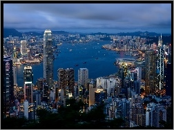 Port, Hong kong, Wie�owce